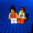 LEGO Minifigs are fun to trade!