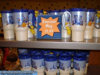 "The first ""universal"" resort mug design"