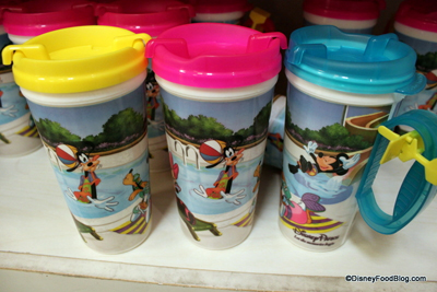 Disney Food Blog's picture of the current mugs