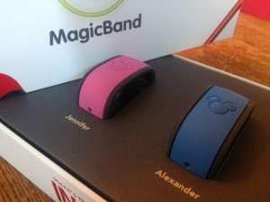 Our MagicBands