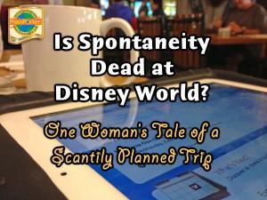 spontaneity-at-disney