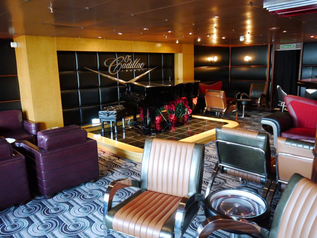 Disney Wonder Lounges | Review at PassPorter.com