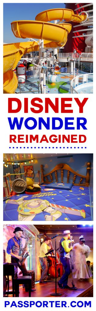 Disney Wonder Reimagined: What's New, What's Changed | Disney Cruise | PassPorter.com
